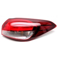 OEM Kia Forte Sedan Right Passenger Side Tail Lamp Lens Chip