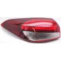 OEM Kia Forte Sedan Left Driver Side LED Tail Lamp 92401-B0730