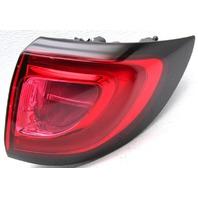 OEM Chrysler Pacifica Right Passenger Side LED Tail Lamp Lens Crack 68233188AB