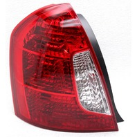 OEM Hyundai Accent Left Driver Side Tail Lamp Lens Chip 924011E010