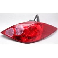 OEM Nissan Versa Right Passenger Side Tail Lamp Lens Chip 26550EM30A