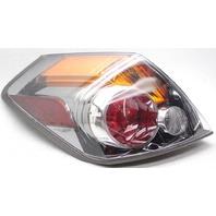 OEM Altima Sedan Outer Left Side Tail Lamp 26555-ZN50A Trim Crack Lens Chip