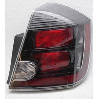 OEM Nissan Sentra SE-R Spec Outer Right Side Tail Lamp 26550-ET80C Peg Gone