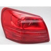 OEM Nissan Rogue Left Driver Side Halogen Tail Lamp 26555-JM00A Lens Crack