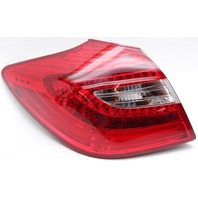 OEM Genesis Sedan Left Driver Side Qtr Mounted Tail Lamp 924013M250 Lens Chip