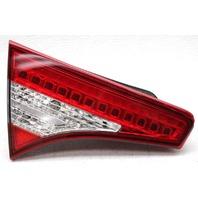 OEM Kia Optima SX SXL Left Driver Side LED Tail Lamp Lens Chip 92403-2T110
