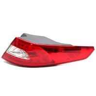 OEM Kia Optima SX SXL Right Passenger Side LED Tail Lamp Lens Chip