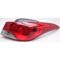 OEM Hyundai Elantra Right Passenger Side Halogen Tail Lamp 92402-3Y000