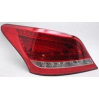 OEM Hyundai Equus Left Driver Side Tail Lamp Lens Chips 92401-3N030