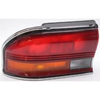 OEM Dodge, Mitsubishi 2000 GTX, Galant Left Driver Side Tail Lamp MB696251