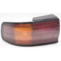 OEM Toyota Camry Left Driver Side Halogen Tail Lamp 81560-33010 Surface Cracks
