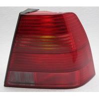 OEM Volkswagen Jetta Right Passenger Side Tail Lamp 1J594-5112S Lens Crack
