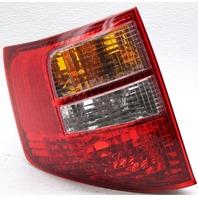OEM Isuzu Axiom Left Driver Side Halogen Tail Lamp Lens Crack 8972371012