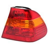 OEM BMW 320i 325i 330i Right Passenger Side Tail Lamp 63-21-6-907-934 Lens Chip