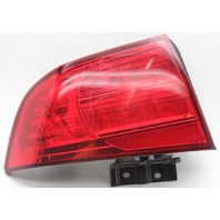 OEM Acura TL Left Driver Side Tail Lamp w/Bulb Board 33551SEPA01 2 Lens Chips
