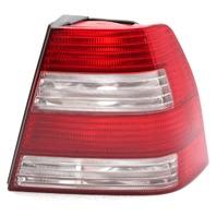 OEM Volkswagen Jetta Sedan Right Passenger Side Tail Lamp 1JM945112 Lens Crack