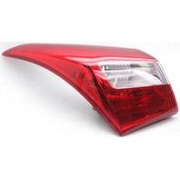 OEM Hyundai Elantra GT Left Driver Side Tail Lamp Lens Chip 92401A5010