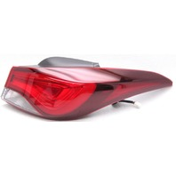 OEM Hyundai Elantra Sedan Right LED Tail Lamp Lens Chip 921013D050