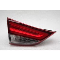 OEM Elantra Sedan Left Driver Side Lid Mounted Tail Lamp 92403-3Y510 Lens Chip