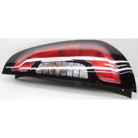 OEM Kia Soul Right Passenger Side Halogen Tail Lamp Lens Crack
