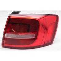 OEM Volkswagen Jetta Right Passenger Side Qtr Mount Tail Lamp w/Board 5C6945096K