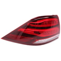 OEM Mercedes-Benz GLE-Class Outer Left Tail Lamp 166 906 57 01 Tiny Chips