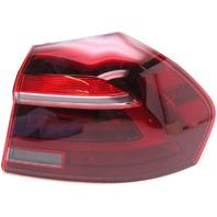 OEM Volkswagen Passat Right Passenger Side LED Tail Lamp Lens Crack