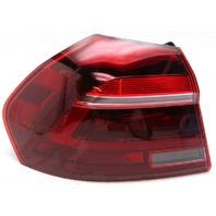 OEM Volkswagen Passat Left Driver Side LED Tail Lamp Lens Crack 591645207C