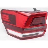 OEM Volkswagen Atlas Right Passenger LED Tail Lamp 3CN945207B