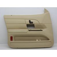NOS OEM Crown Victoria Front Left Door Trim Panel 7W7Z-5423943-AB Camel Beige