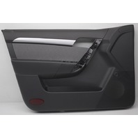 OEM Chevorlet Aveo Left Front Door Trim Panel 95996946 Black w/Gray Insert