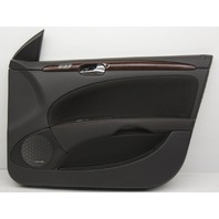 OEM Buick Lucerne Right Passenger Side Front Door Trim Panel 25996646 Black