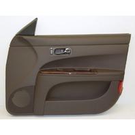 OEM Buick LaCrosse Front Right Door Trim Panel 25851068 Cocoa