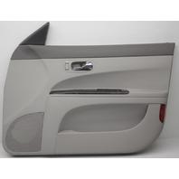 OEM Buick LaCrosse Front Right Door Trim Panel 25994407 Gray