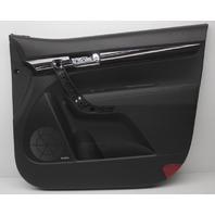 OEM Kia Sorento Right Passenger Side Front Door Trim Panel 82302-1U080AND Black