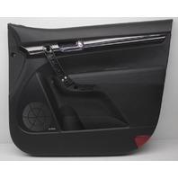 OEM Kia Sorento Right Passenger Side Front Door Trim Panel 82302-1U080AM2 Black