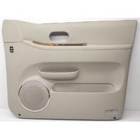 OEM Hyundai Sedona Front Passenger Door Trim Panel 3K53H-68450AS6