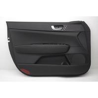 OEM Kia Optima Black Front Left Driver Side Door Trim Panel 82301-D5160BF9