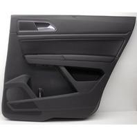 OEM Volkswagen Atlas Rear Passenger Side Door Trim Panel Scratches