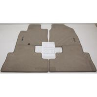 OEM Saturn Vue Carpeted Floor Mat Set 93744556 Titanium