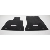 OEM Genesis G90 4-Piece Floor Mat Set D2014-ADU00 Black