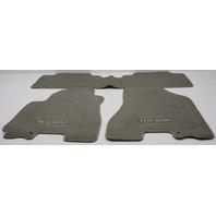 OEM Hyundai Tucson Beige Carpet Floor Mat Set 08140-2E610Z9