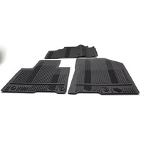 OEM Sorento 3-Piece 1st & 2nd Row All Weather Rubber Floor Mat Set C6F13-AC100
