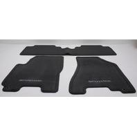 OEM Kia Sportage 4-Piece Floor Mat Set P8140-1F100VA Black Carpet