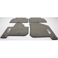 OEM Kia Soul EV Gray Carpet 4-Piece Floor Mat Set E4F14-AC000