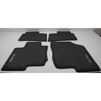 OEM Kia Optima 4-Piece Floor Mat Set P8140-2G001VA Black Carpet