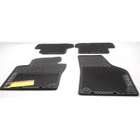 OEM Volkswagen Beetle Floor Mat Set 5C1061550C041 Black