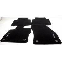 OEM Volkswagen Tiguan Floor Mat Set 5NN061370WGK Black