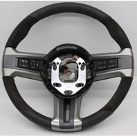 OEM Ford Mustang Steering Wheel Loaded DR3V-3600-AD Dark Gray w/Suede Inserts