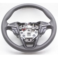OEM Ford Fusion Steering Wheel Loaded DS73-3600-DH Black Tinted Silver Trim